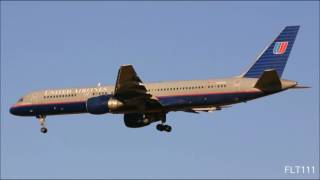 United Airlines Flight 93 - ATC Recording [TERRORIST SUICIDE HIJACKING] [PART 1/2]