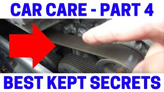(Part 4)  Learning To Be Your Own Auto Mechanic Is Not Hard