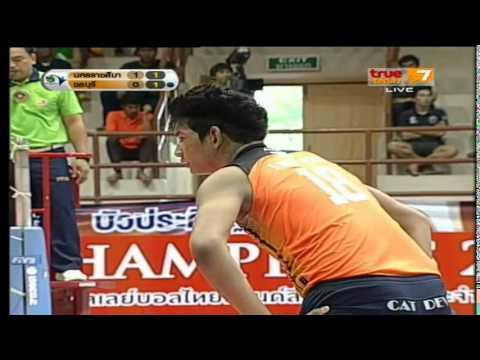 นครราชสีมา VS ชลบุรี [Full Match] VTL 4-05-2014
