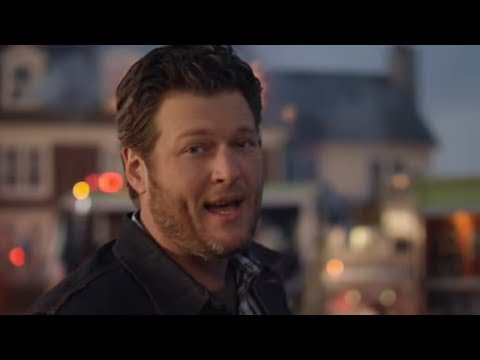 Blake Shelton - Doin' What She Likes:歌詞+中文翻譯