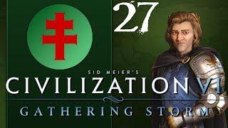 sb plays civilization 6 gathering storm 27 grimdark