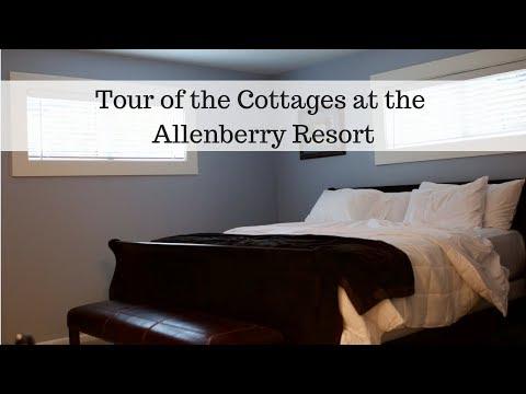 Allenberry Resort Cottage Tour