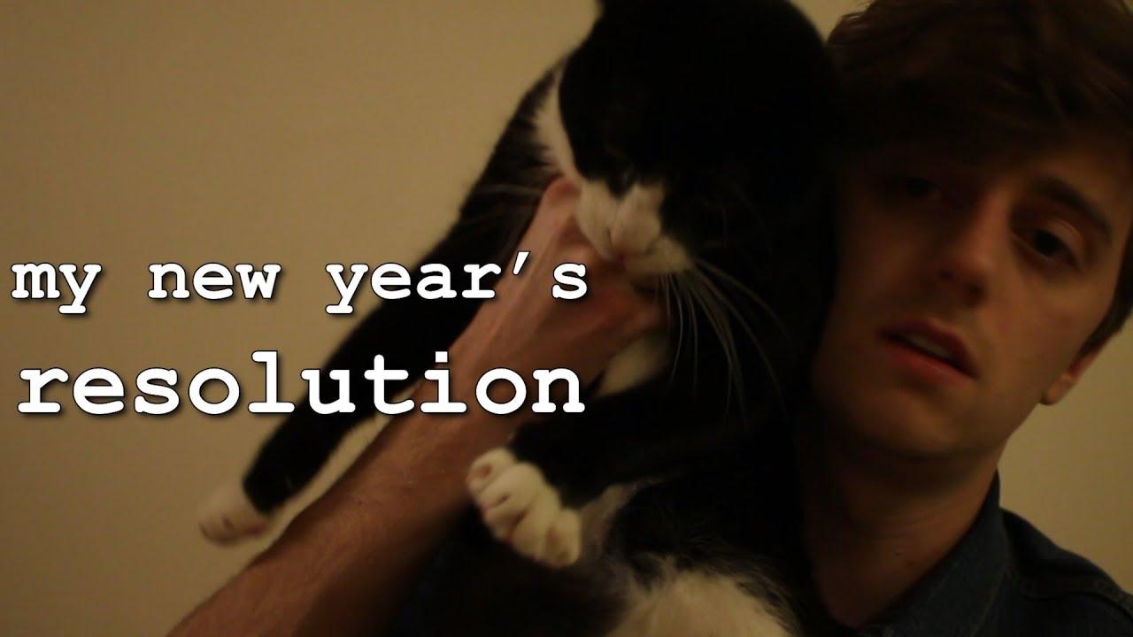 my new year's resolution - my new year's resolution