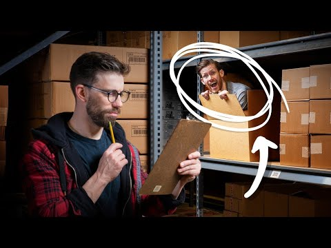 He Hid from his Boss All Day (You'll Never Guess How) | Hidden in Plain Sight #2