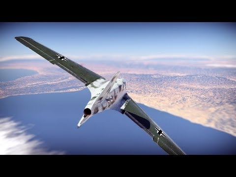 How to Survive in the Me-163 (Live Commentary)