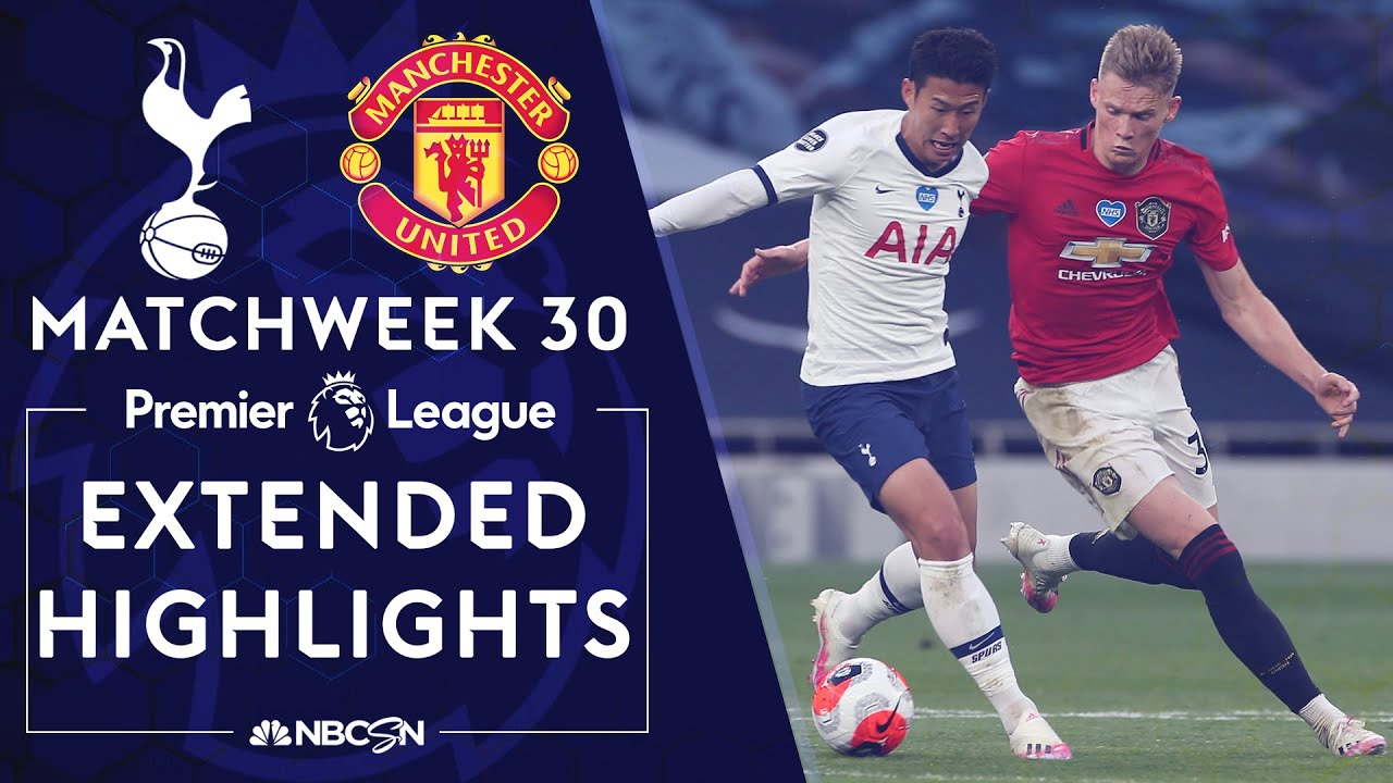 How to Watch Tottenham vs. Manchester United