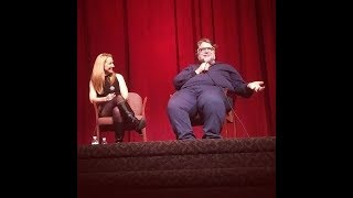 THE SHAPE OF WATER Q&A with Guillermo del Toro & Vanessa Taylor - November 9, 2017
