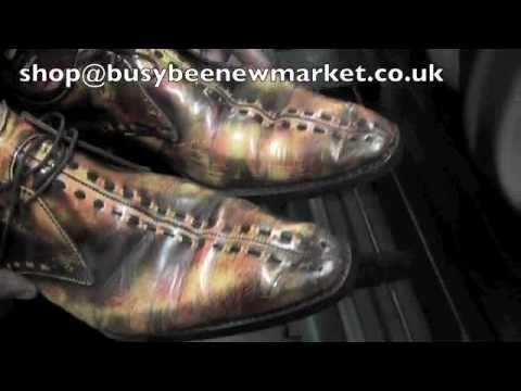 Jeffery West Shoe Repair Full Long Leather Sole Www P