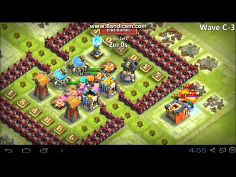 Castle Clash - How To Level Up Your Heroes Faster