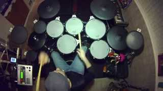 Leper Messiah - Metallica - V-Drum Cover - Drumdog69 - Roland TD-20x - HD