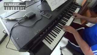 Richie Ray & Bobby Cruz - Los Fariseos - Piano - AleMarquis
