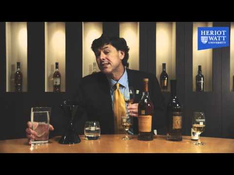 Whisky Tasting Notes With Glenmorangie's Dr Bill Lumsden