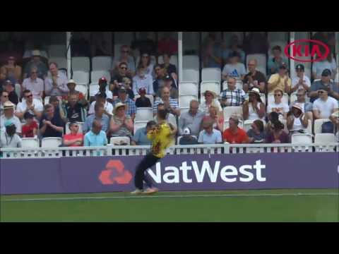 Highlights: Surrey v Somerset - Natwest T20 Blast