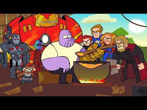 Thanos Soup - Avengers Endgame Animated