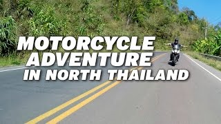 Motorcycle Adventure Northern Thailand Part One Chiang Mai to Chiang Rai Siam Bike Week