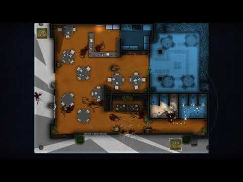 Door Kickers COOP Multiplayer quick match Захват заложников, The Sparkle в Soho