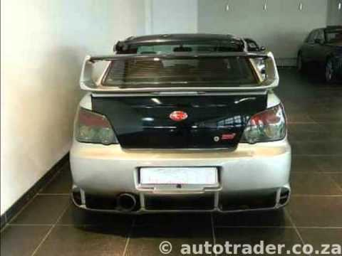 used 2007 subaru wrx sti auto for sale auto trader south africa used cars youtube. Black Bedroom Furniture Sets. Home Design Ideas