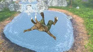 Overgrowth Action and Funny moments Episode 7 (Ragdolls)