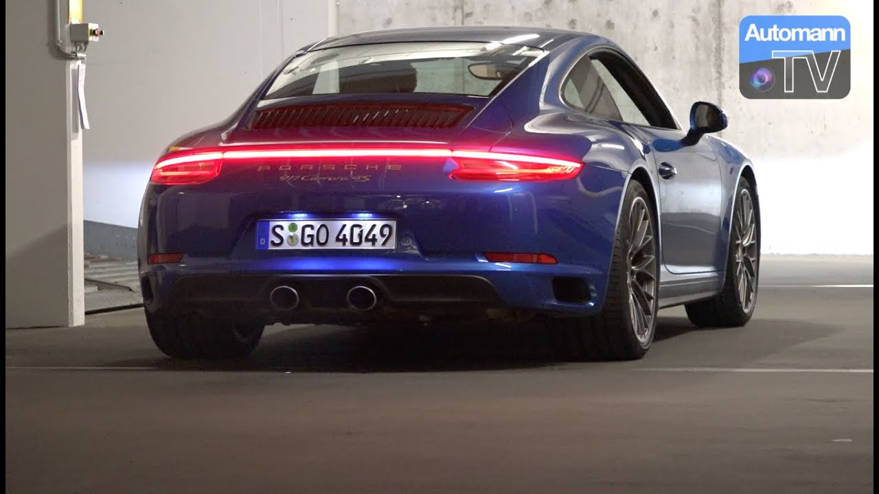 2016 porsche 991 2 carrera 4s 420hp pure sound 60fps youtube. Black Bedroom Furniture Sets. Home Design Ideas