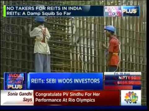 REITs: SEBI woos investors