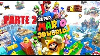 Super Mario 3D World  Parte 2 Regalo de Codigo