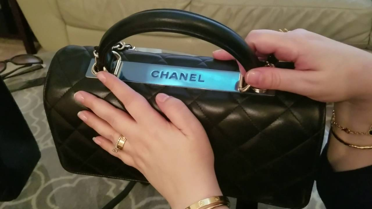 Chanel Trendy CC reveal and updates!  ) 37aeac8659ceb
