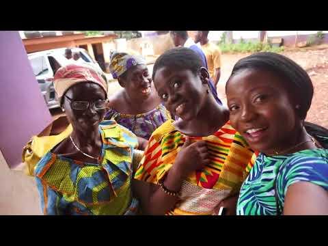 Ghana Trip 1st time 16 Years!!!