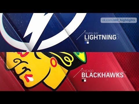 Tampa Bay Lightning vs Chicago Blackhawks Oct 21, 2018 HIGHLIGHTS HD