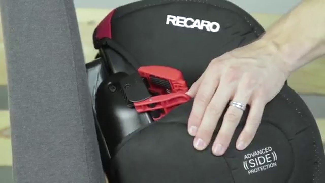 recaro young sport hero revisi n a fondo youtube. Black Bedroom Furniture Sets. Home Design Ideas