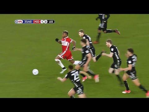 Adama Traore Plays Football Like Madden NFL!