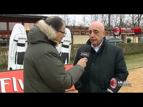 Galliani: 'Bad news and good news'