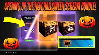 *NEW* OPENING ALL WEEK 1 HALLOWEEN SCREAM HACKS! HUGE EPIC OPENING| Infinite Warfare HALLOWEEN EVENT