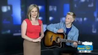 Carson Lueders in Fox