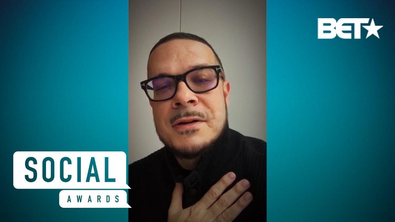 Activist Shaun King Wins Social Movement Award! | Social Awards 2019