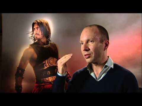 Prince of Persia: Jordan Mechner Exclusive Interview
