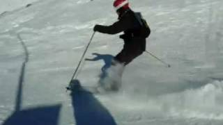 Skiing Val Thorens New Year Holiday Three Valleys Trois Vallee france french alps