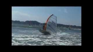 青山学院大学 Windsurfing team FLEET 2012年 PV ver.2.wmv