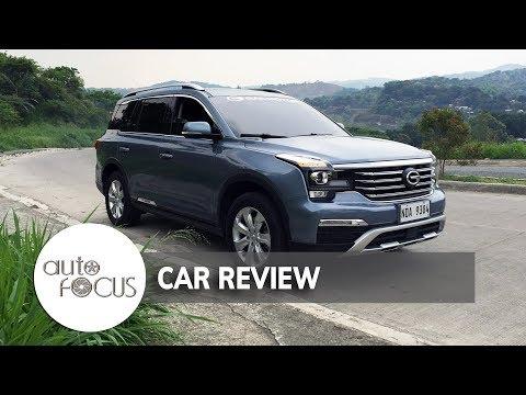 2019 GAC GS8 2.0L 320T GE | Car Review
