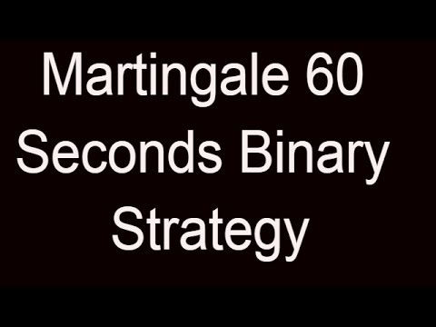 Martingale system binary options you tube
