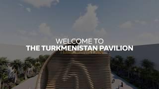 Turkmenistan Pavilion