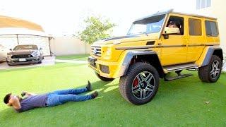 HUMAN VS CAR !!!