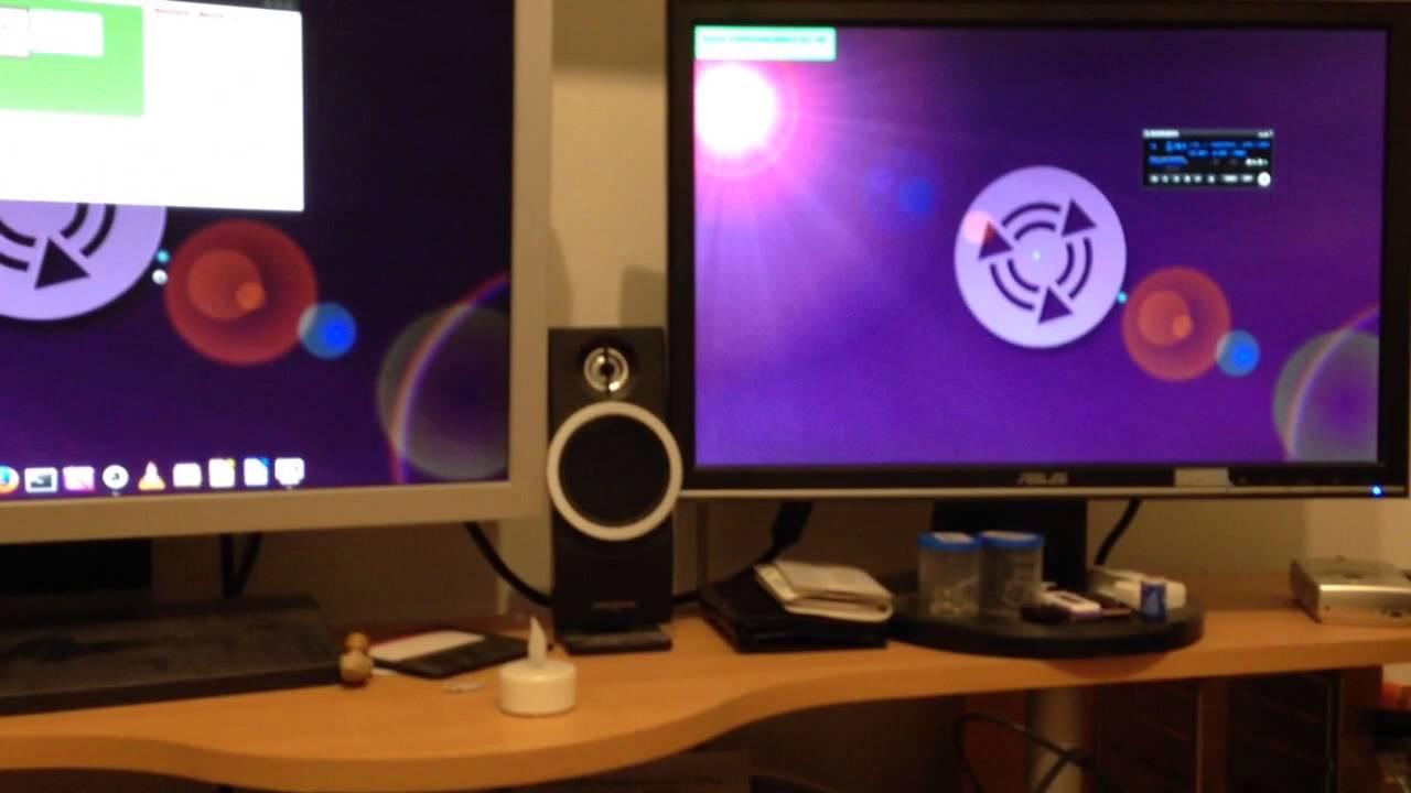 Ubuntu Mate 16 10 Beta1 PPC G5 Dual display