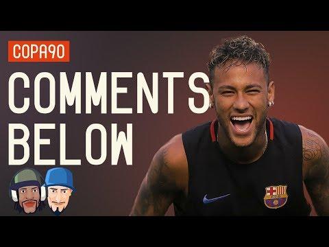 Neymar To PSG Deal Set To Happen? | Comments Below