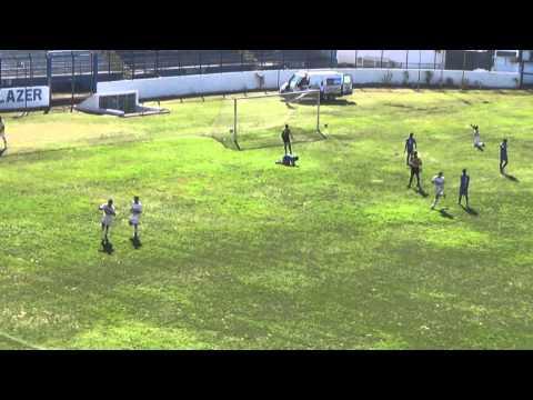 Marília 1x3 São Paulo - Camp. Paulista Sub-15 2015