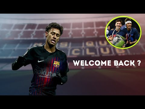 Neymar Jr ● COMEBACK TO BARCELONA [THE MOVIE]