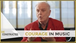 Courage in Music - Daniel Barenboim | Deconstructed [subtitulado]