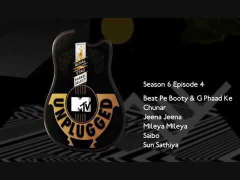 MTV Unplugged | Sachin Jigar | Season 6 |...