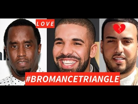 Diddy Sends L O V E for Drake, Sends French Montana Into Jealous Rage Smashing Ciroc  Reportedly