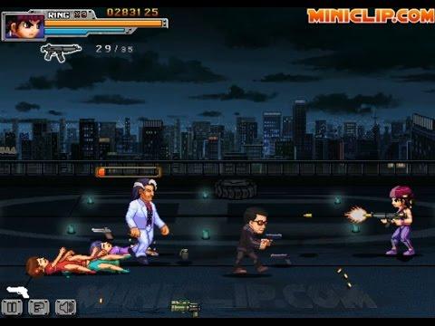 Lets (Oh no) Play A Game With a Broken Arm - Hong Kong Ninja (PC) Health