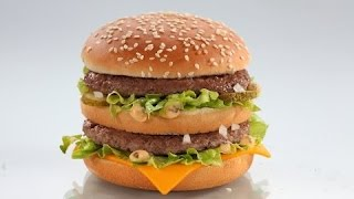 How To Make a Big Mac [Reverse]